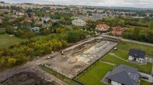 Zdjęcia z budowy z 2.10.2020 r.