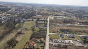 Zdjęcia z budowy z 9.04.2021, nowe mieszkania, Busko-Zdrój ul. Młyńska (zdj. 10)