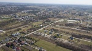 Zdjęcia z budowy z 9.04.2021, nowe mieszkania, Busko-Zdrój ul. Młyńska (zdj. 9)